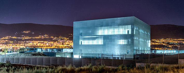 Roxtec en el complejo de Portugal Telecom en Covilhã, uno de los mejores data center de 2014