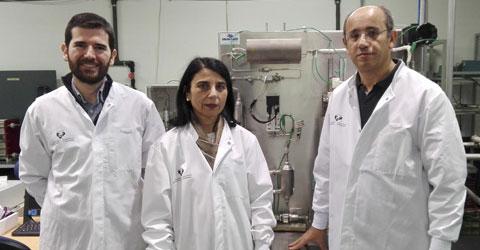 Patentan un procedimiento para convertir la lignina en producto de alto valor añadido