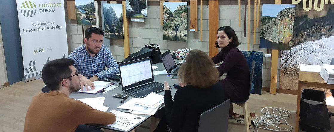 AEICE lidera tres proyectos para abordar la transformación digital del sector del hábitat