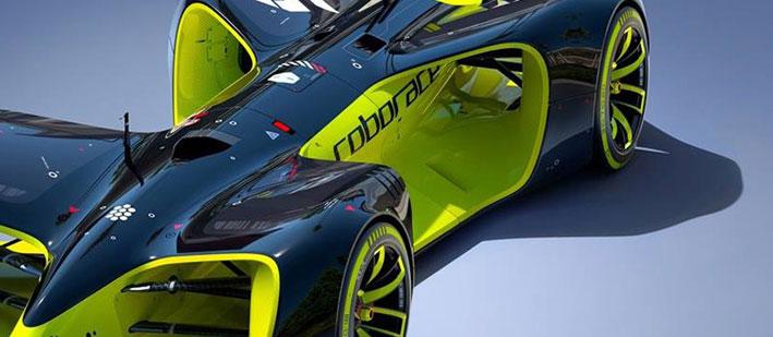 Un ingeniero mecánico de la UPCT participa en el desarrollo de un coche de carreras sin conductor