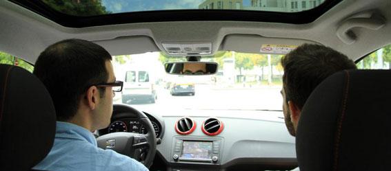 Varias propuestas de la Escuela de Ingeniería de Terrassa reinventan el vehículo urbano para Volkswagen Grupo y SEAT