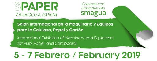Zaragoza - SPAPER 2019