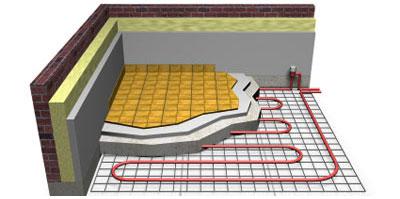 Derivados del Flúor y el CTC desarrollan un nuevo mortero de altas prestaciones térmicas para calefacción por suelo radiante