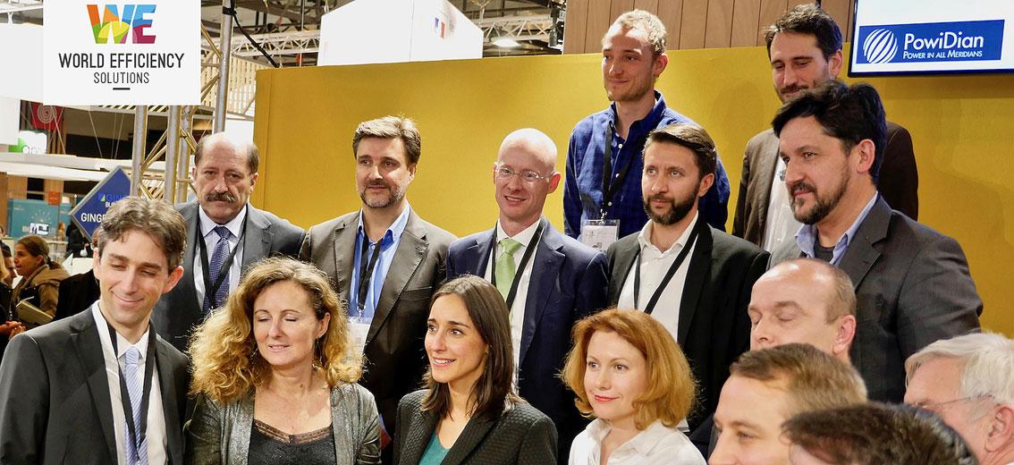 TECNIBERIA representó a la Ingeniería española en el jurado internacional los premios de Innovación de World Efficiency 2017