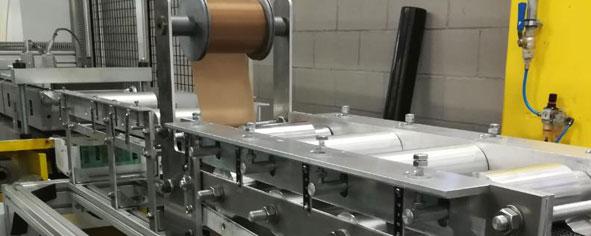 Pultrubeam pone en marcha una línea de pultrusión de composite