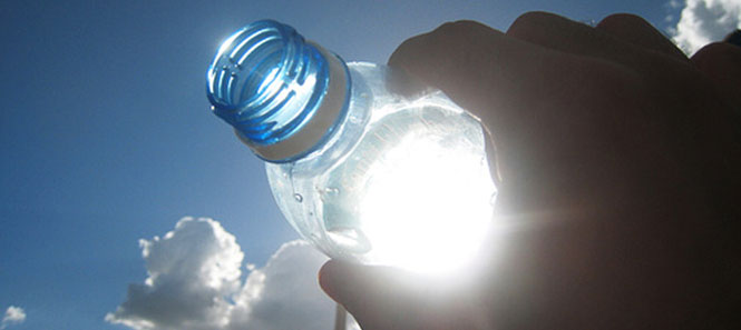 Desarrollan un sistema autónomo para potabilizar agua con energía solar