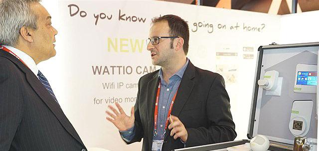 Wattio presenta sus novedades en el Congreso Mundial de Internet de las Cosas en Barcelona