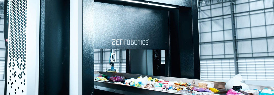 Ferrovial utilizará robots para residuos en España
