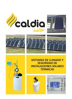Catalogo de Caldia Solar