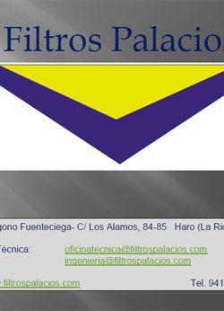 Catalogo de Filtros Palacios