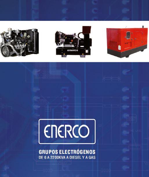 Catalogo de Grupos Electrogenos