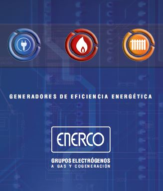 Catalogo de Grupos Electrogenos y Cogeneración