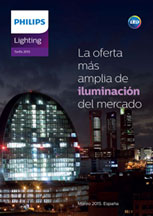 Catalogo de Philips Iluminación 2015