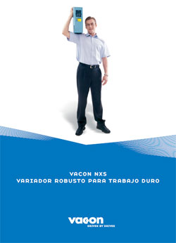 Catalogo de Vacon