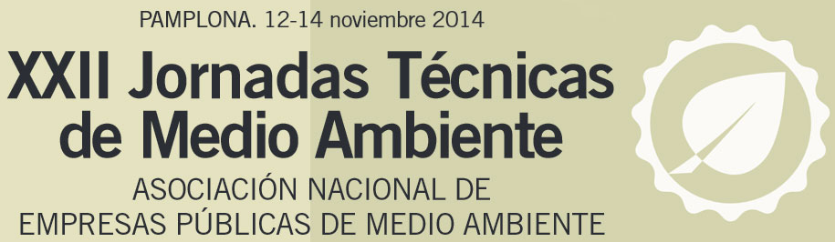 Pamplona - XXII Jornadas Técnicas de Medio Ambiente