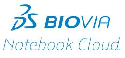 WWW - Webinar: Introduccion a BIOVIA Notebook Cloud