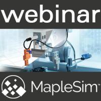 WWW - Webinar: Simulacion simbolica multidominio con MapleSim