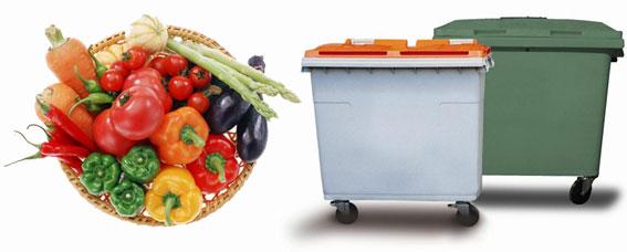 ¿Es sostenible que el 50 % de los alimentos acaben en la basura?