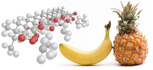 Biopolímeros, nuevos plásticos biodegradables a base de desechos de piña y banano