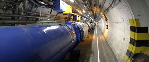 El LHC vuelve a funcionar con casi el doble de energía de colisión