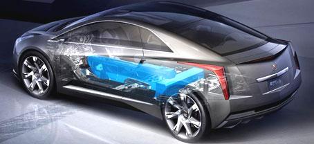 El primer Cadillac de propulsión eléctrica llegará en 2013