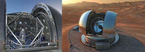 E-ELP. El telescopio óptico más grande del mundo