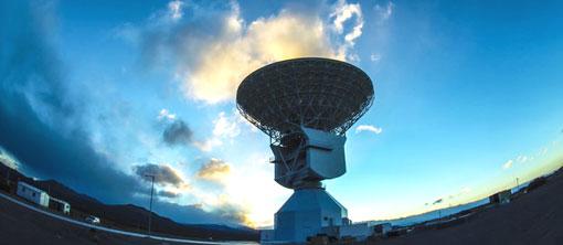 La ESA completa su Red de Espacio Profundo