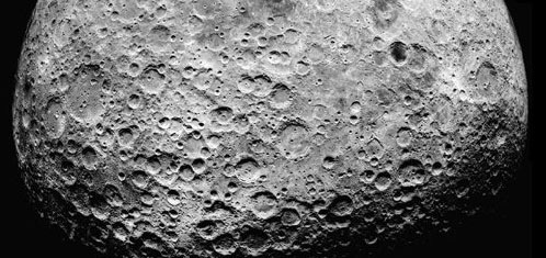 El viento solar podría inducir la formación de agua en la Luna