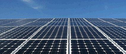 El mayor parque solar de Europa estará situado en Elche