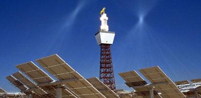 Tonopah Solar Energy, la torre solar más grande del mundo