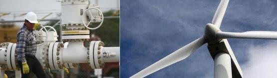 Electrólisis para el almacenamiento del excedente eólico en la red de gas