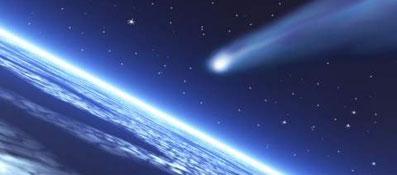 ¿Impactó un cometa con la tierra hace 13.000 años?