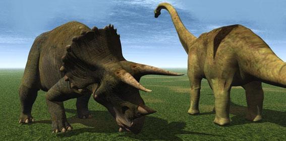 Nuevos indicios de que los dinosaurios eran reptiles de 'sangre caliente'