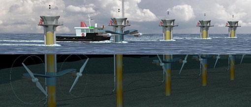 EMEC. El Centro Europeo de Energía Marina marca el futuro