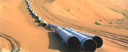 Luz verde al gasoducto de 5.600 km por Irak