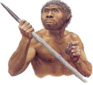Tres  especies Homo convivían hace 2 millones de años