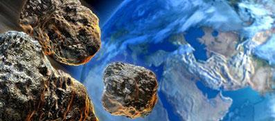 Edad de Hielo  ¿Fue provocada por el impacto de un meteorito?