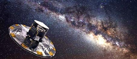 Misión Gaia, construir el mapa estelar del futuro
