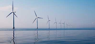 Offshore. 400 MW de eólica marina en Alemania
