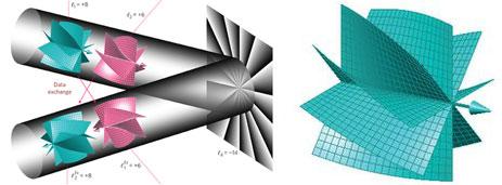Transmisión de datos a través de la luz. 2,5 terabites por segundo