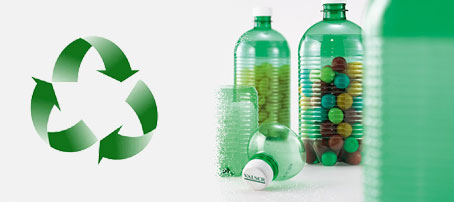 España solo recupera el 46% de los residuos plásticos