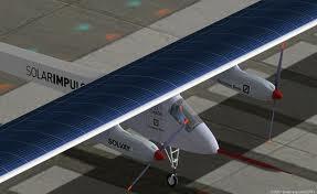 """El Solar Impulse regresa a Suiza tras 6.000 kilómetros """"sin combustible"""""""