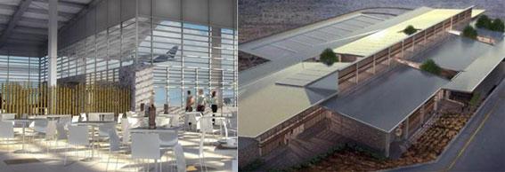 Certificación Leed Gold para la terminal del aeropuerto de las Islas Galápagos