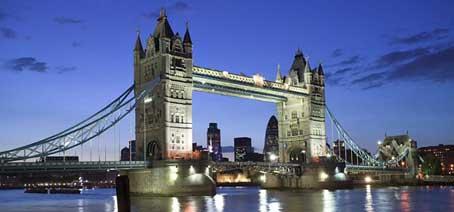 Tower brige, el símbolo londinense se pasa al LED