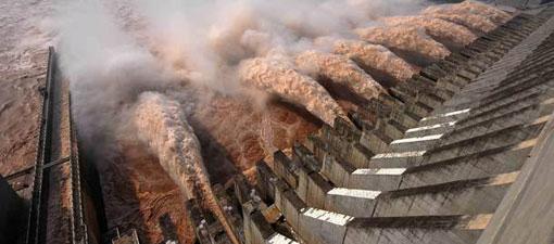 """La presa de las """"Tres Gargantas"""", el mayor proyecto de energía hidroeléctrica del mundo"""