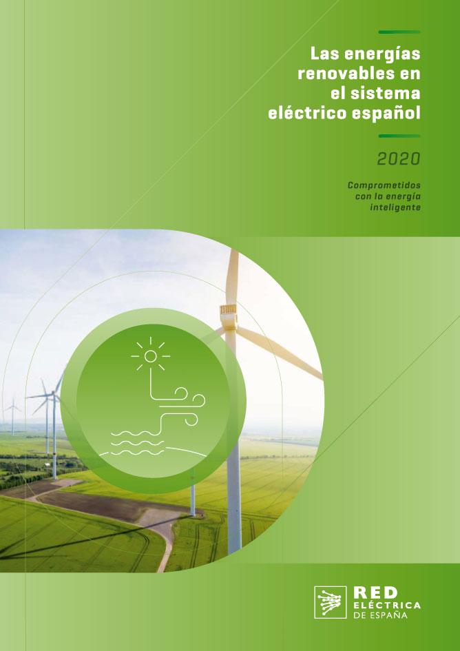 Documento de Energías Renovables en el sistema eléctrico español (Informe 2020)
