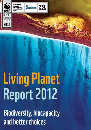 Documento de Living Planet Report 2012 - WWF