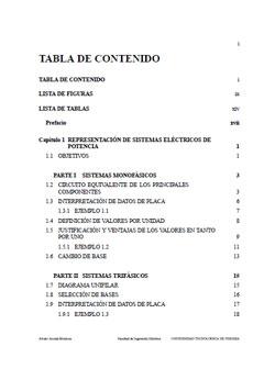 Documento de Análisis Sistemas de Potencia