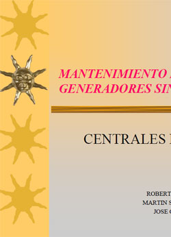Documento de Generadores Sincronos