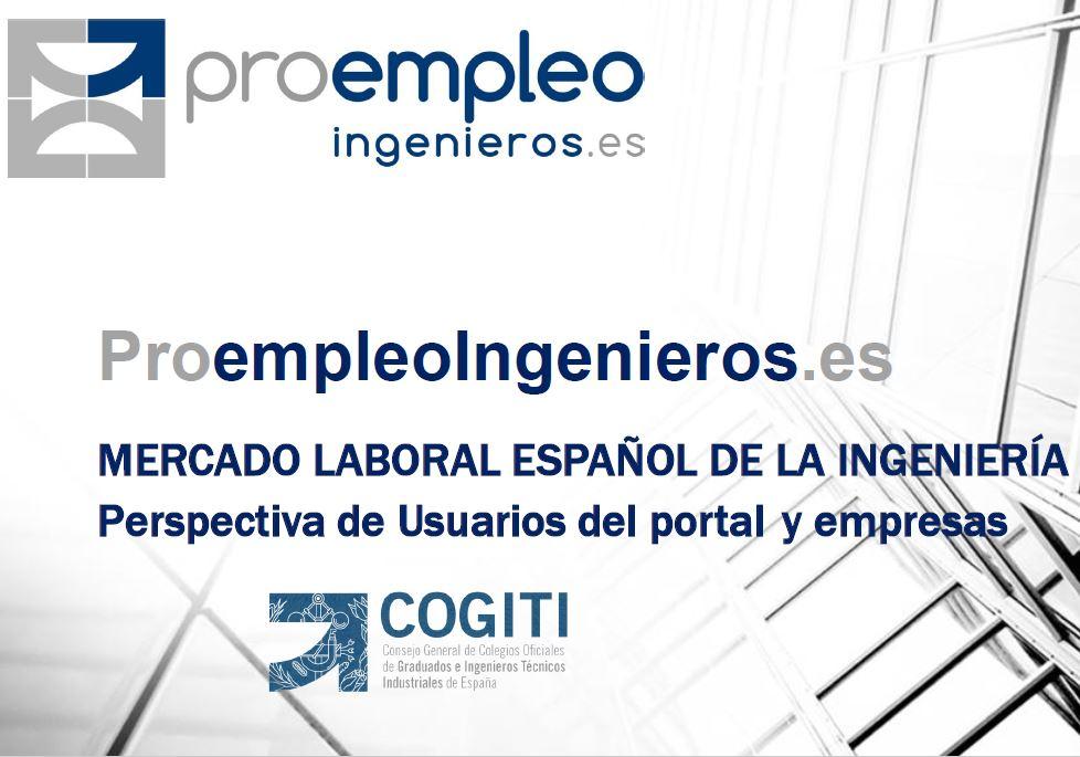 Documento de Mercado laboral español de la ingeniería